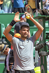 April 20, 2018 - Monaco, France - Grigor Dimitrov  (Credit Image: © Panoramic via ZUMA Press)