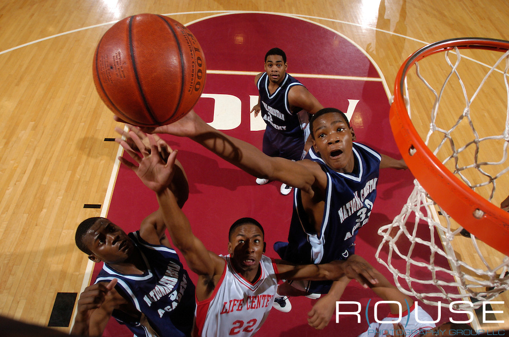 Kevin Durant, National Christian Academy