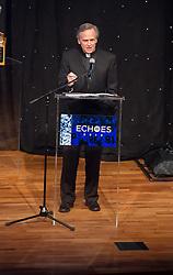 University President Rev. John Jenkins, C.S.C. speaks..