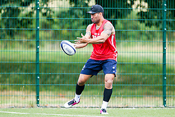 Siale Piutau in action as Bristol Bears train and prepare for the 2018/19 Gallagher Premiership Rugby Season - Mandatory by-line: Robbie Stephenson/JMP - 16/07/2018 - RUGBY - Clifton Rugby Club - Bristol, England - Bristol Bears Training