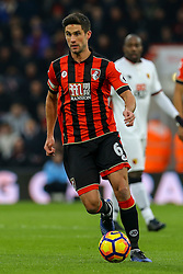 Andrew Surman of Bournemouth - Mandatory by-line: Jason Brown/JMP - 21/01/2017 - FOOTBALL - Vitality Stadium - Bournemouth, England - Bournemouth v Watford - Premier League