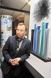 TONY CHAMBERS at the Moet Hennessy Pavilion of Art & Design London Prize 2009 held in Berkeley Square, London on 12th October 2009.