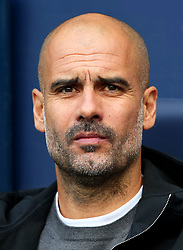 Manchester City manager Pep Guardiola - Mandatory by-line: Matt McNulty/JMP - 14/10/2017 - FOOTBALL - Etihad Stadium - Manchester, England - Manchester City v Stoke City - Premier League