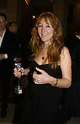 Charlotte Tilbury. British Fashion awards 2005. V. & A. Museum. Cromwell Rd. London.   10  November 2005 . ONE TIME USE ONLY - DO NOT ARCHIVE © Copyright Photograph by Dafydd Jones 66 Stockwell Park Rd. London SW9 0DA Tel 020 7733 0108 www.dafjones.com