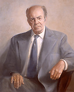 Harry B. Crewson, Seventeenth President of Ohio University, 1974-1975. © Ohio University