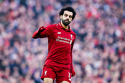 Mohamed Salah of Liverpool - Mandatory by-line: Robbie Stephenson/JMP - 26/12/2018 - FOOTBALL - Anfield - Liverpool, England - Liverpool v Newcastle United - Premier League