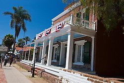 Whaley House, Old Town San Diego, California, United States of America