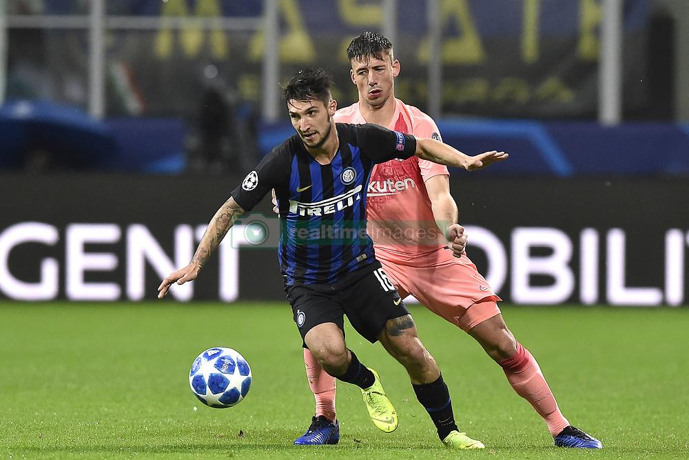 صور مباراة : إنتر ميلان - برشلونة 1-1 ( 06-11-2018 )  20181106-zaa-a181-421