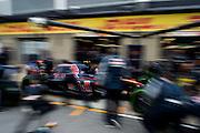 June 9-12, 2016: Canadian Grand Prix. Scuderia Toro Rosso pitstop practice