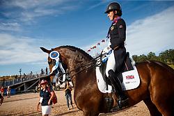 Dujardin Charlotte, GBR, Mount St John Freestyle<br /> World Equestrian Games - Tryon 2018<br /> © Hippo Foto - Sharon Vandeput<br /> 13/09/2018