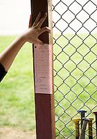 Belmont High School varsity softball with Raymond.  Karen Bobotas for the Laconia Daily Sun