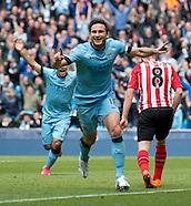 Manchester City v Southampton 240515
