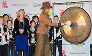 Queen Maxima at the National Education Exhibition, Utrecht 24-01-2017