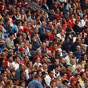 NLD/Amsterdam/20050731 - LG Amsterdam Tournament 2005, Arsenal - FC Porto, publiek, toeschouwers, tribune