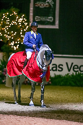 Philippaerts Ludo, BEL, Parco<br /> World Cup Final Jumping - Las Vegas 2005<br /> © Hippo Foto - Dirk Caremans