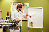 NewBo: The Culinary Experience: Entrees (10/2/2014)