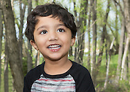 I've been photographing this little boy since he was 3 months old.   It is so fun to see how he is growing up so fast and documenting his progress.  He is trying hard to keep up with his big brother in all things.   We found an owl in these woods and both boys were enthralled.