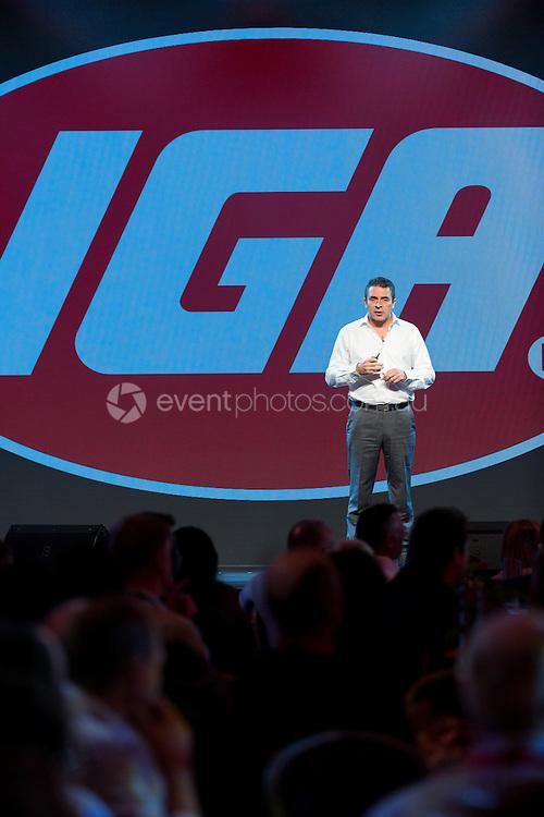 IGA Conference - July 18, 2016: Gold Coast Convention & Exhibition Centre, Gold Coast, Queensland, Australia. Credit: Pat Brunet / Event Photos Australia