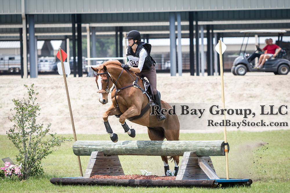 Hope Brown and Steppin' Out at the Ocala International in Ocala, Florida.