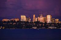 Bellevue Skyline @ Dusk