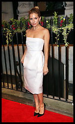 Sienna Miller arriving at the British Film Institute's  Luminous Gala in London,  Tuesday, 8th October 2013. Picture by Stephen Lock / i-Images<br />