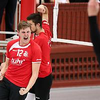 2018-11-22: ASV Aarhus - Ikast KFUM - Volleyligaen Herrer 2018-2019