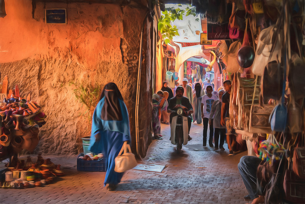 North Africa; Africa; African; Morocco; Moroccan; Marrakesh; Medina,