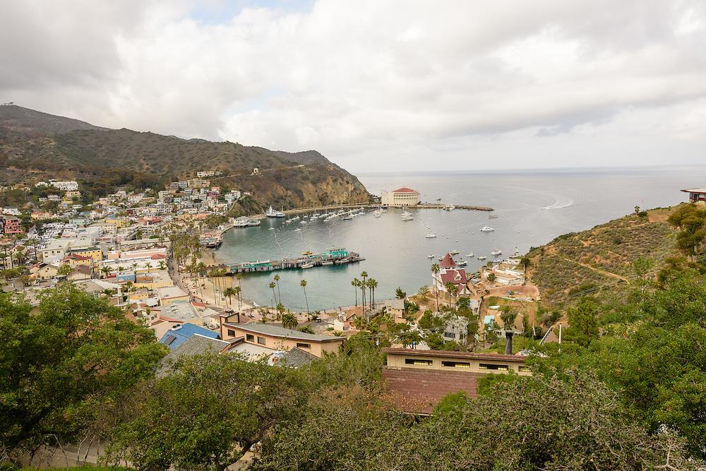 Avalon, Santa Catalina Island, often called Catalina Island, or just Catalina, an island off the coast of the California in the Gulf of Santa Catalina. California, part of the Channel Islands
