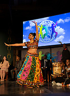 Young South African canser from Khayelitsha in Cape Town, South Africa, perform at the World&rsquo;s Children&rsquo;s Prize Ceremony in Mariefred, Sweden on April 26, 2017. The dancer's name is Deaviah Moodley.<br />