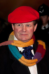 Author Michael Morpurgo   at the premiere of War Horse in London, Sunday 8th January 2012.  Photo by: Stephen Lock / i-Images