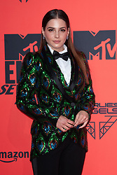 Andrea Duro attends the MTV EMAs 2019 at FIBES Conference and Exhibition Centre on November 03, 2019 in Seville, Spain. Photo by ABACAPRESS.COM