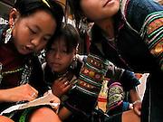 Vietnam, Sapa: minorities