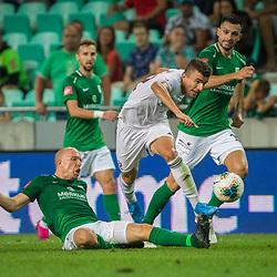 20190804: SLO, Football - Prva liga Telekom Slovenije 2019/20, NK Olimpija vs  NK Triglav