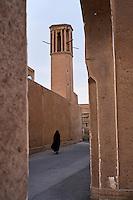 Iran, Province d'Ispahan, Kashan, vieille ville // Iran, Isfahan province, Kashan, old city
