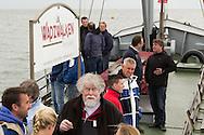 Eerste bijeenkomst van de Wad500 Club, georganiseerd door de Waddenvereniging.