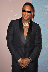 September 13, 2018 - New York, NY, USA - September 13, 2018  New York City..YG attending the 4th Annual Clara Lionel Foundation Diamond Ball on September 13, 2018 in New York City. (Credit Image: © Kristin Callahan/Ace Pictures via ZUMA Press)