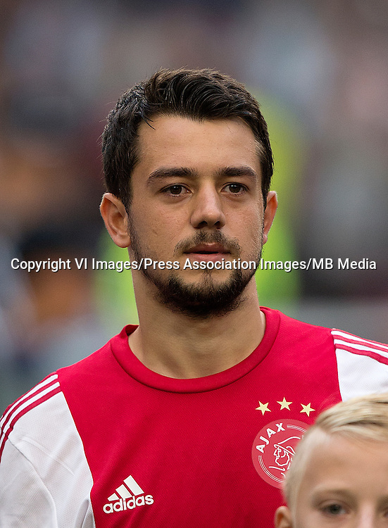 Amin Younes, Ajax  ... Soccer - UEFA Europa League - Group A - Ajax v Celtic - Amsterdam ArenA ... 17-09-2015 ... Amsterdam ... Netherlands ... Photo credit should read: John Walton/EMPICS Sport. Unique Reference No. 24207957 ...
