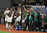 FOOTBALL - AFRICAN NATIONS CUP 2010 - GROUP A - ALGERIA v ANGOLA - 18/01/2010 - PHOTO MOHAMED KADRI / DPPI - JOY ALGERIA AT THE END OF MATCH