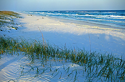 Pensacola, Florida: dunes, sea grass, and surf provide the basic beauty of Gulf Islands National Seashore near this Florida Panhandle town.