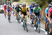 Steven Kruijswijk (NED - Team LottoNL - Jumbo) - Alejandro Valverde (ESP - Movistar) during the 73th Edition of the 2018 Tour of Spain, Vuelta Espana 2018, 20th stage Andorra Escaldes Engordany - Coll de la Gallina 97.3 km on September 15, 2018 in Spain - Photo Luca Bettini / BettiniPhoto / ProSportsImages / DPPI