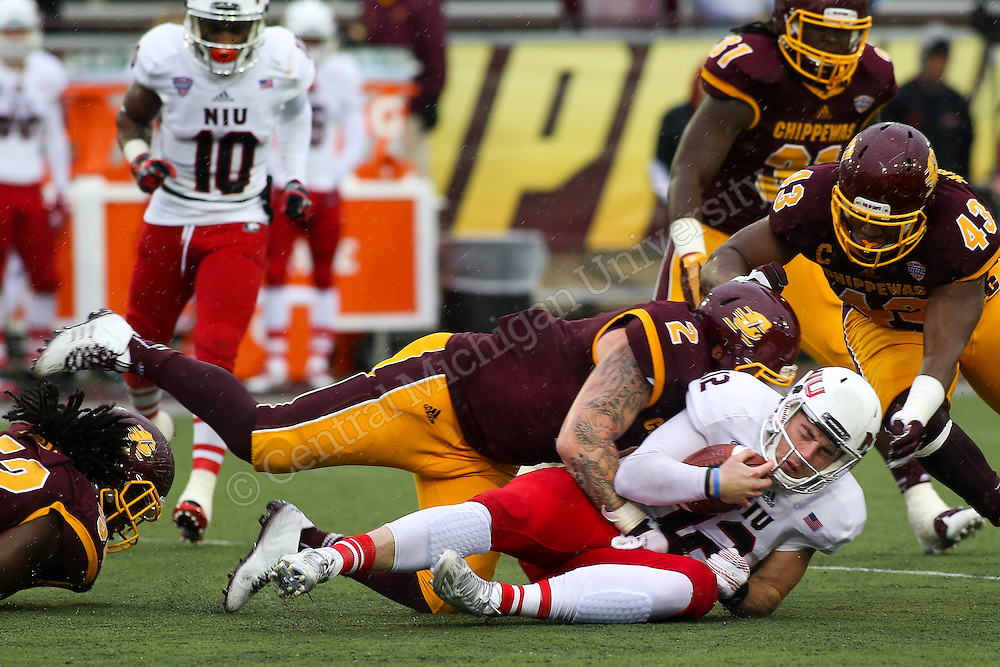 Homecoming Football game. Cheer on the Chippewas as CMU takes on Northern Illinois at Kelly/Shorts Stadium.