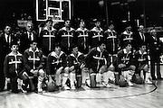 Europei Francia 1983 - Nantes: gamba, bonamico, meneghin, vecchiato, costa, villalta, tonut, sales, galleani, brunamonti, gilardi, caglieris, sacchetti, riva, marzorati