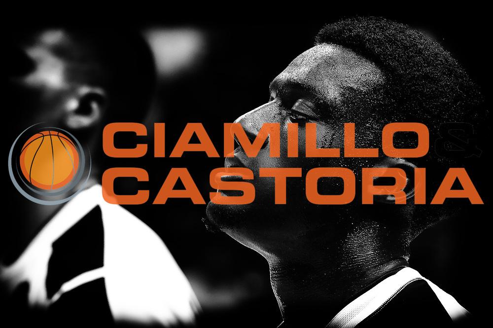 Abass Abass Awudu<br /> Olimpia EA7 Emporio Armani Milano vs Vanoli Cremona<br /> Lega Basket Serie A 2016/2017<br /> PlayOff semifinale gara 2<br /> Milano 14/05/2017<br /> Foto Ciamillo-Castoria / I.Mancini