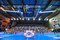 Illustration Palais des sports Jean Michel Geoffroy - 19.03.2015 - France / Danemark - Golden League<br />