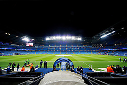 A general view of the Etihad Stadium - Mandatory byline: Matt McNulty/JMP - 15/03/2016 - FOOTBALL - Etihad Stadium - Manchester, England - Manchester City v Dynamo Kyiv - Champions League - Round of 16