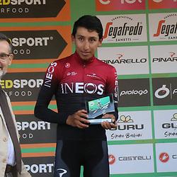 12-10-2019: Cycling: Il Lombardia: Como <br />Egan Bernal