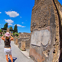 Alberto Carrera, Ruins of Pompei, Ancient Roman Ruins, UNESCO Worl Heritage Site, Pompei, Naples, Campania, Italy, Europe<br />