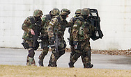 York County Quick Response Team.February 14, 2009.Barricade subject in Spring Garden Township - Live Incident