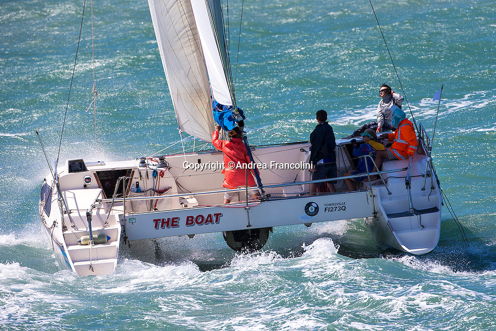 Sealink Magnetic Island Race week 2016<br /> 5/9/2016<br /> ph. Andrea Francolini<br /> THE BOAT