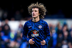 David Luiz of Chelsea - Mandatory by-line: Robbie Stephenson/JMP - 17/03/2019 - FOOTBALL - Goodison Park - Liverpool, England - Everton v Chelsea - Premier League